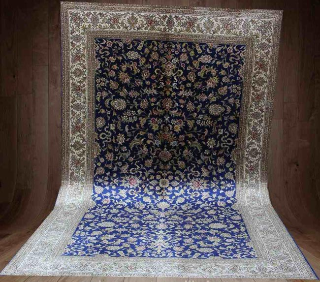 نتيجة بحث الصور عن كيف أغسل السجاد الحرير؟