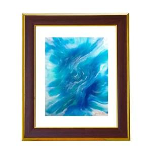 buy art abstract by jan tetsutani