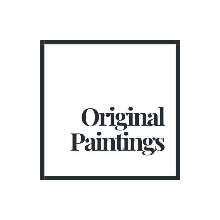 Original paintings by Jan Tetsutani