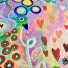 close up of joyful heart by jan tetsutani
