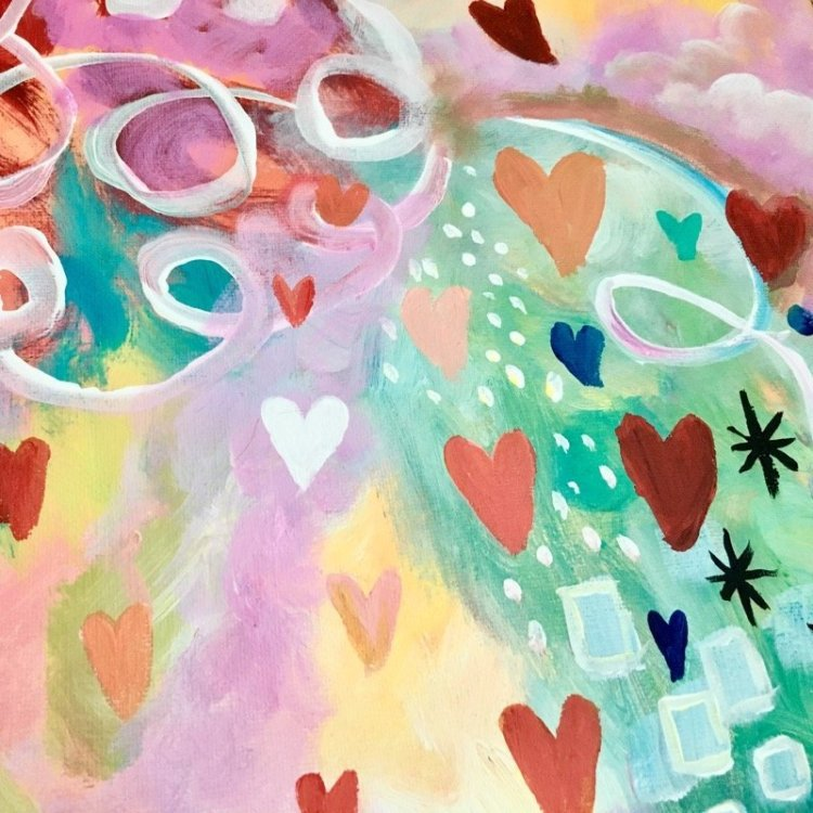 joyful heart by jan tetsutani