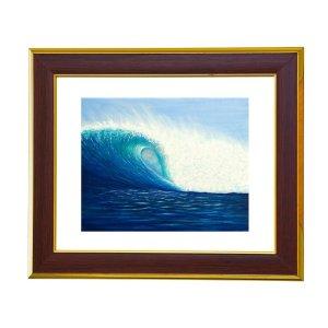 Wave art by Jan Tetsutani