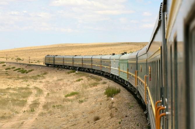 Transsiberië Express MevoReizen