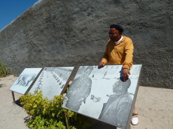 Robbeneiland Kaapstad Zuid-Afrika