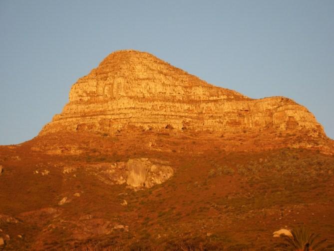 Lions Head Kaapstad Zuid Afrika
