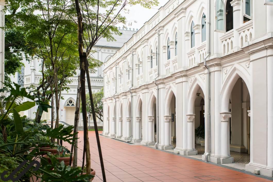 Hotspot Singapore - Chijmes