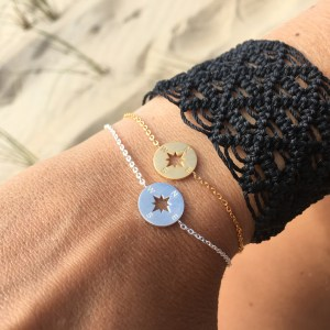 Cadeautjes voor een reiziger armband