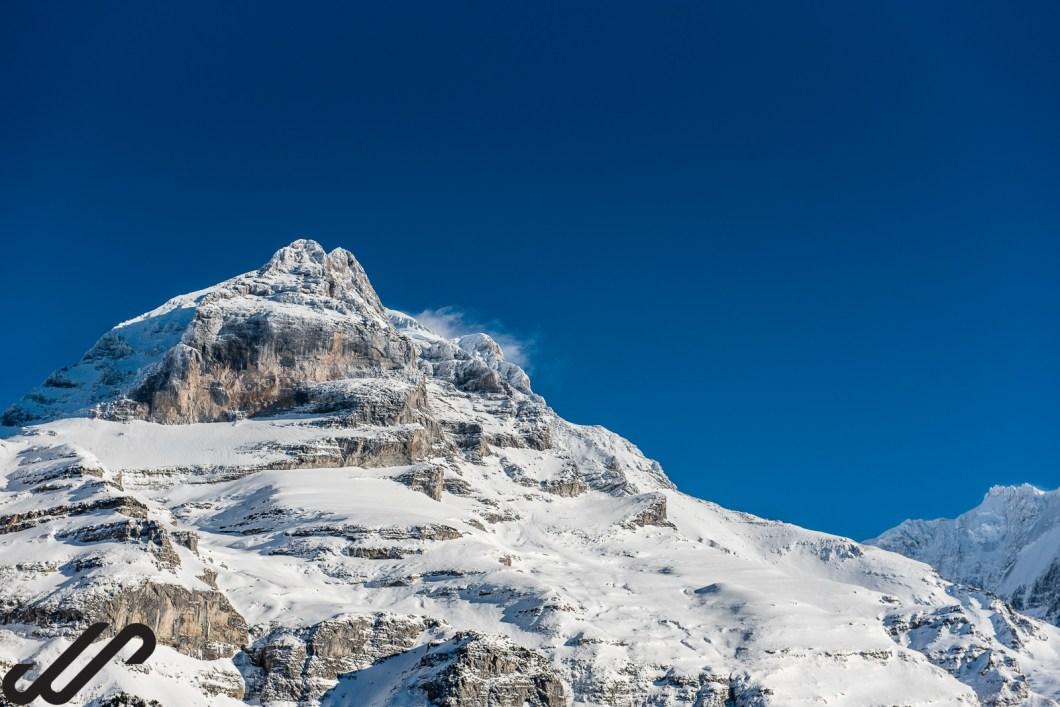 Hoe fotografeer je winterse bergen