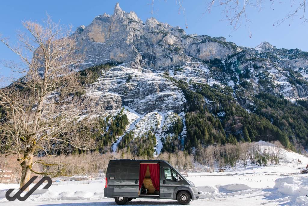 winterkamperen in je camper