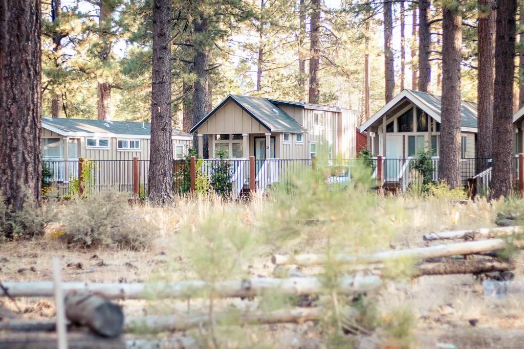 kamperen zonder camper