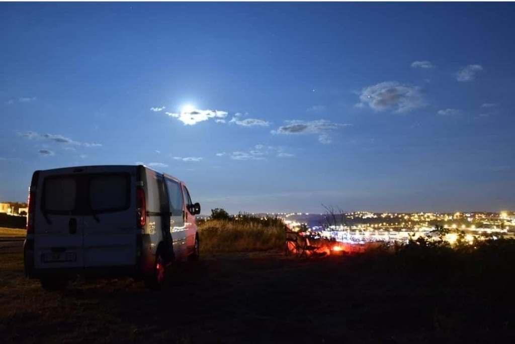 Renault Trafic L2H1 camper