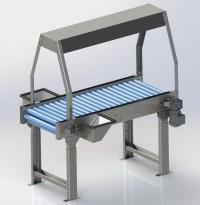Roller Inspection Tables | Fresh Fruit Inspection ...
