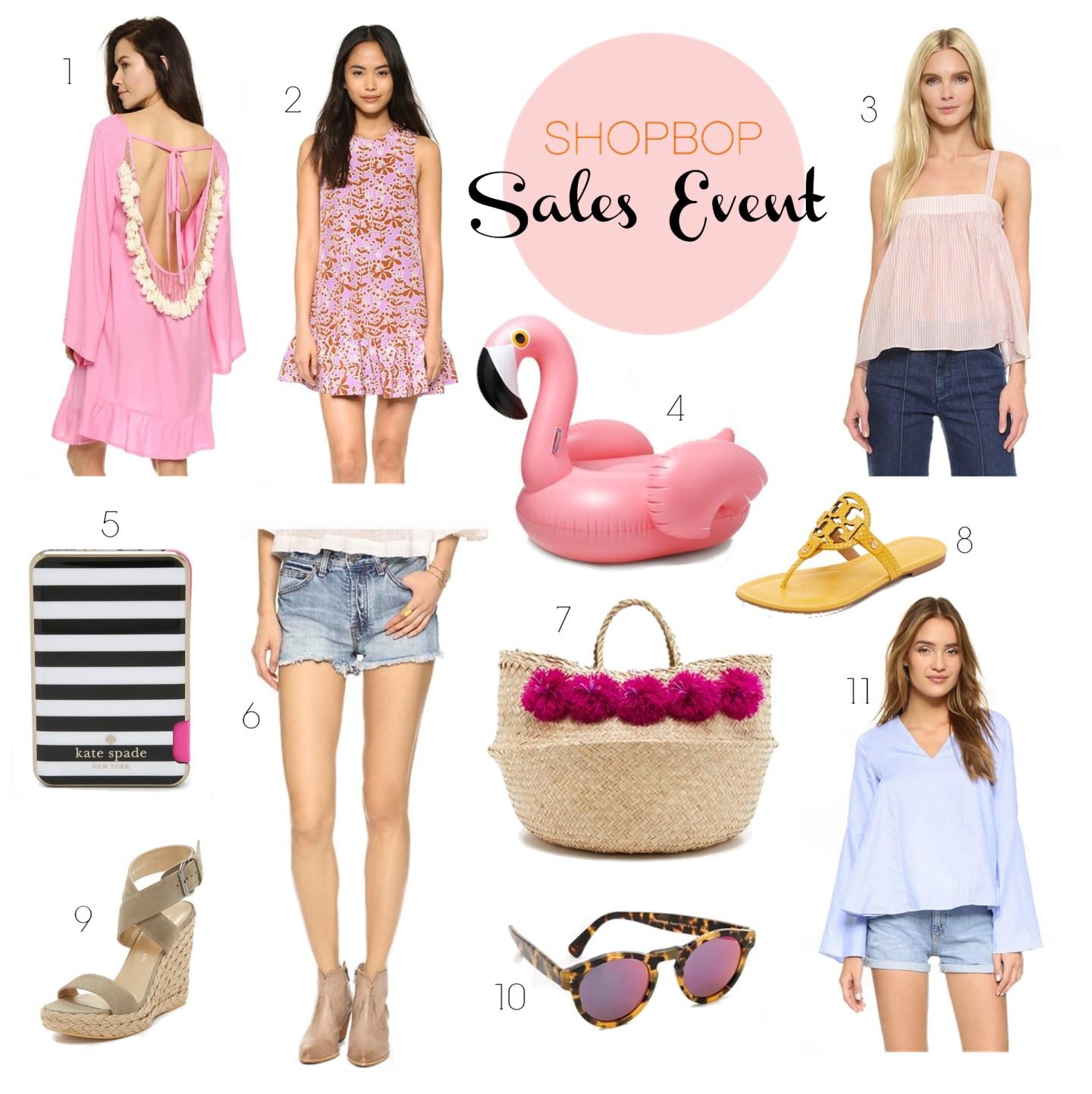 ShopBop Sales Event