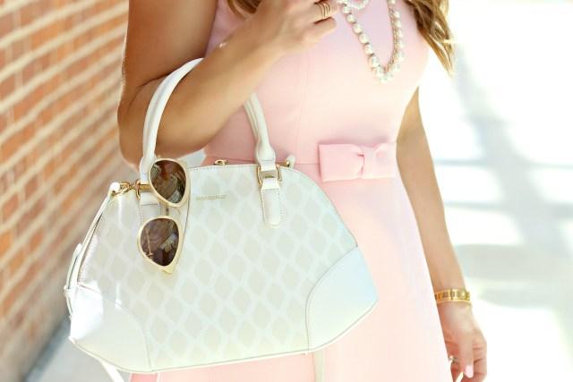chicwish blush dress 7