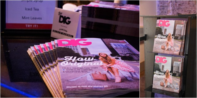 DIG Magazine Launch Party