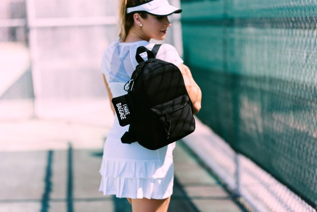 workout backpack ladies