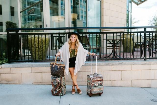 Sakroot Luggage