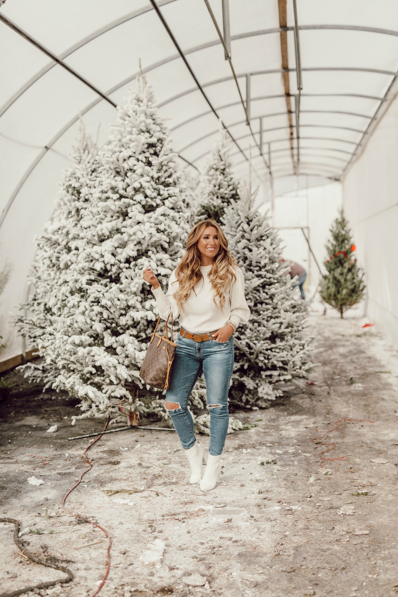 casual winter style for women
