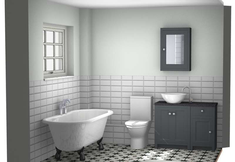 Bathroom 3d Design 800x550 Janus Interiors Bingley