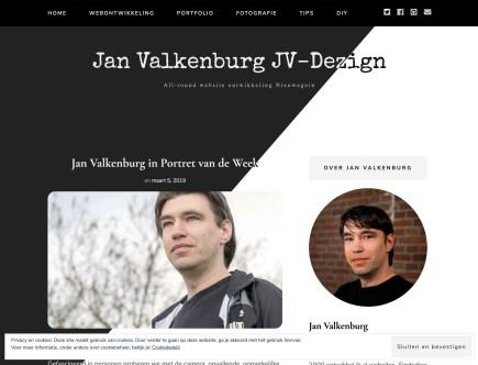Dark mode website met prefers-color-scheme