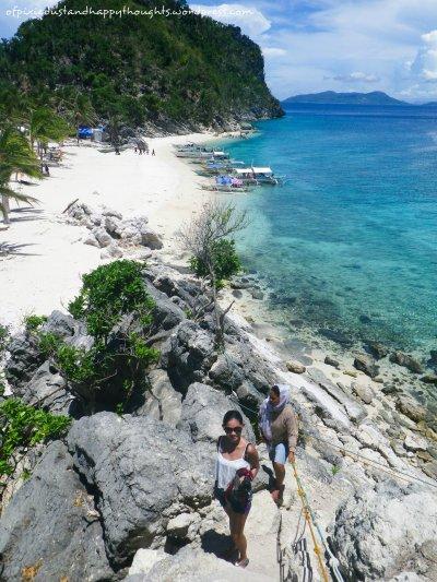 Isla Gigantes Island Hopping: Cabugao Island