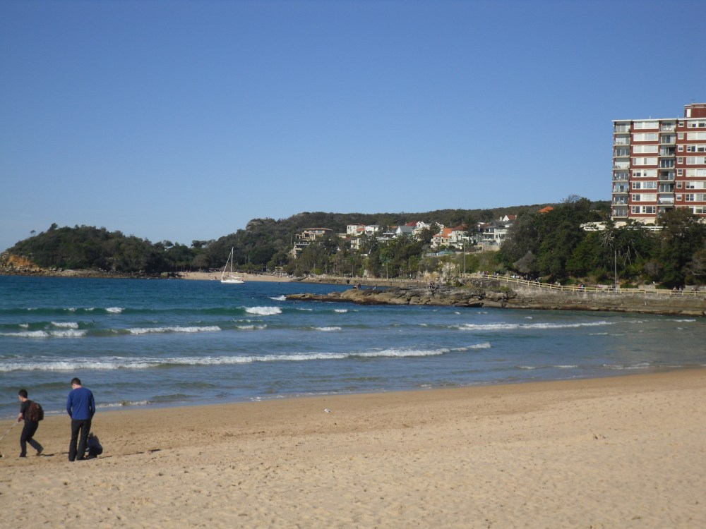 Ferry trip to Manly (2/2)