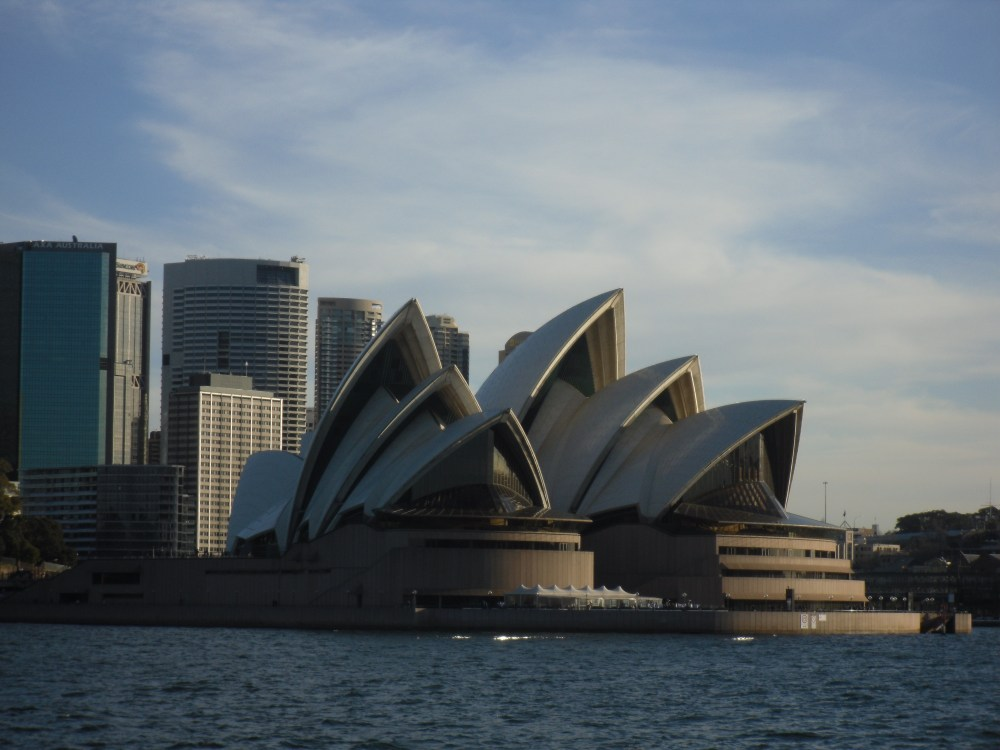Ferry trip to Manly (1/2)