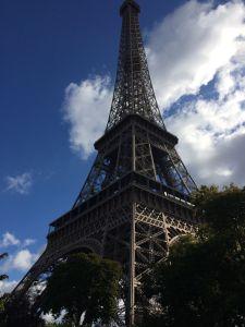 Fotografía de la Tour Eiffel