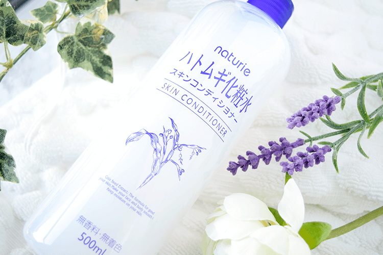 Review: Hatomugi skin conditioner