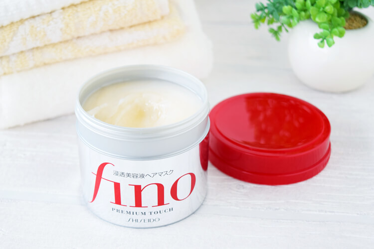 Review: Shiseido Fino premium touch hair mask