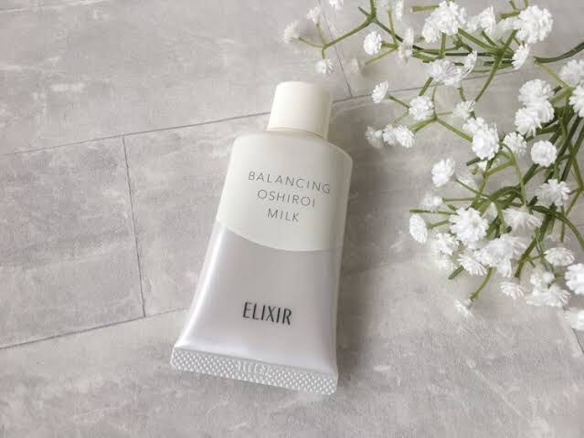 User's Review: Shiseido ELIXIR balancing morning oshiroi milk