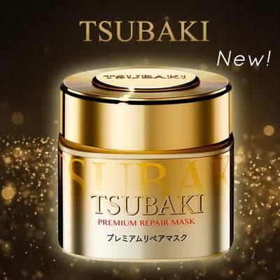 Review: TSUBAKI premium repair mask