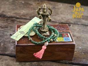 Lakshmi Mala Altar Set