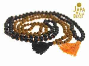 Hindu prayer beads