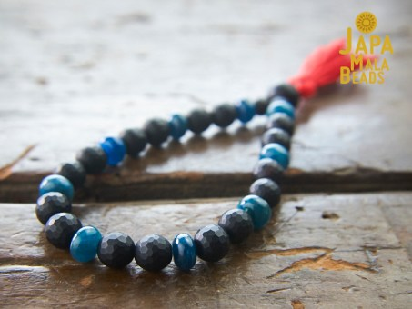 Onyx Bracelet Mala
