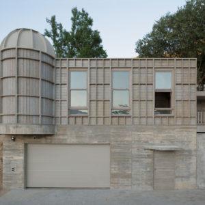 Pine Concrete House