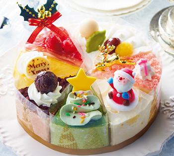 シャトレーゼクリスマスケーキ17