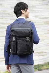 Why do Japanese businessmen appreciate 'Rucksack'? ―there're  some reasons they find it comfortable―