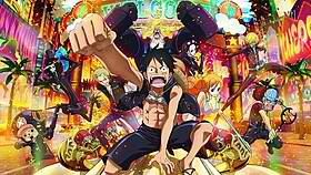 The latest film of 'ONE PIECE' is coming soon in a number of theaters which is the greatest figure in history