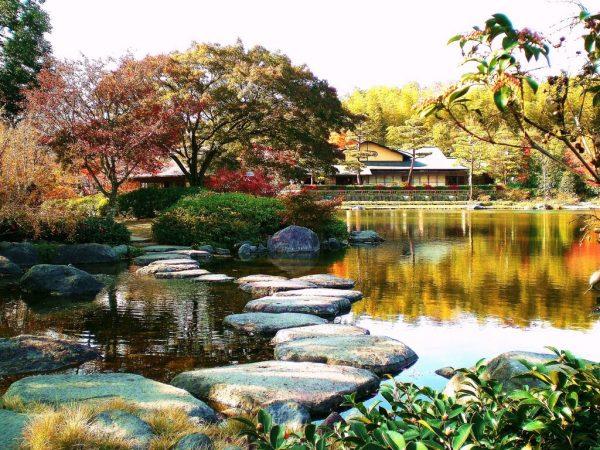 日本庭園タイトル