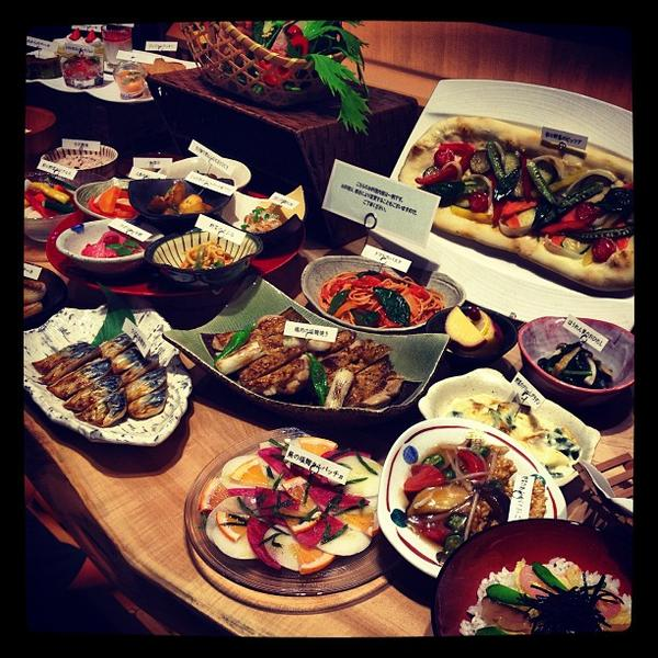 Recommended buffet restaurants in Tokyo