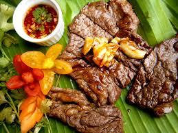 タイ風焼肉、ヌアヤーン