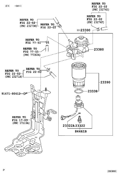 small resolution of rav4 fuel filter