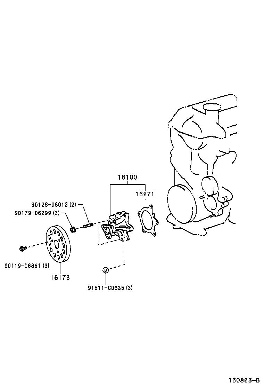 medium resolution of 2009 toyota yaris engine diagram
