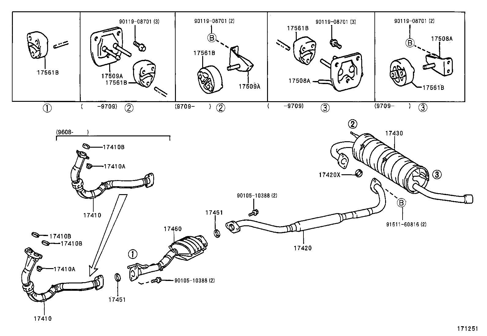 Toyota Rav Exhaust System Diagram Images Html