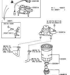 hiace van comuter fuel filter [ 760 x 1112 Pixel ]