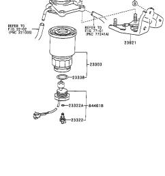 picnic avensis verso fuel filter [ 760 x 1112 Pixel ]