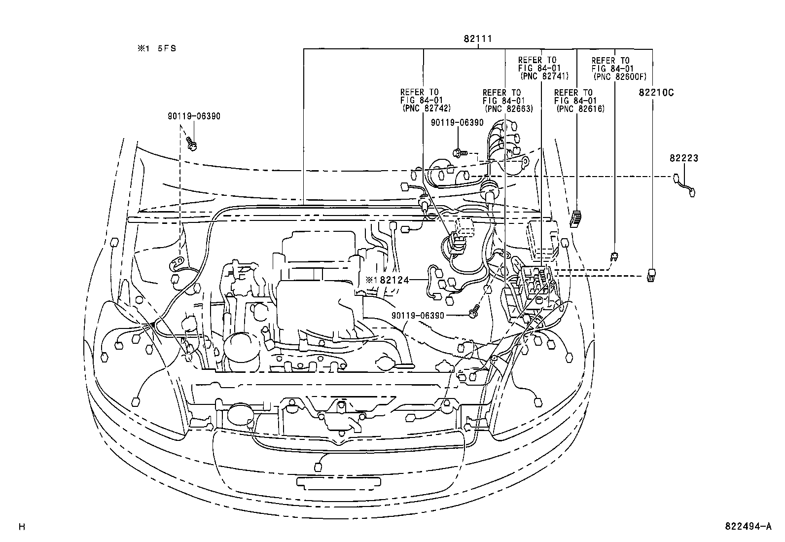 Toyota Echo Engine Parts Diagram Wiring Diagram For Free
