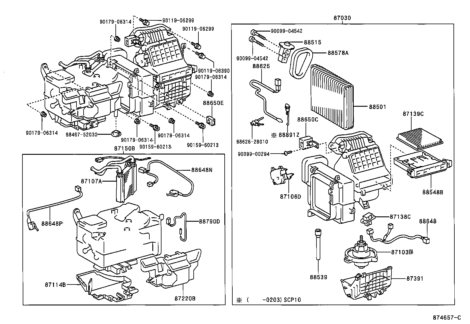2008 Toyota Yaris Ac Diagram. Toyota. Auto Parts Catalog
