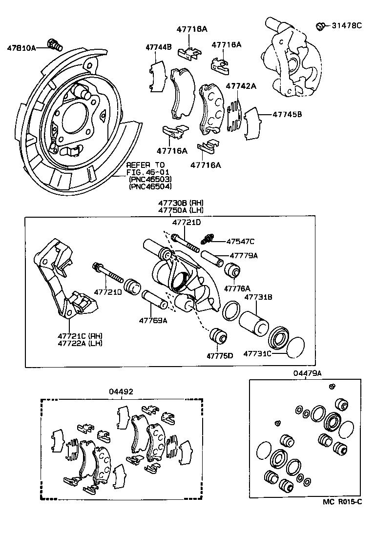 Fuse Box Diagram 1994 Toyota Camry 5sfe. Toyota. Auto Fuse